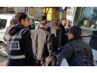 Uşak'ta 37 kişi tutuklandı