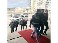 Edirne'de Cezayir uyruklu AVM fareleri yakalandı