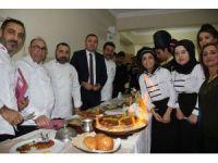 Gastronomi şehri Hatay'da yöresel yemek yarışması