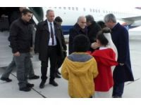 Bakan Fakıbaba Kars'a geldi