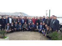 TÜKSİAD Eğitim toplantısı için Trabzon'da toplandı
