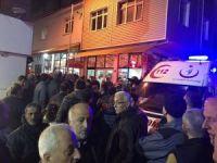 Alaplı'da 50 kişilik grup kahvehane bastı: 1 yaralı