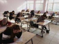 Halk Eğitim Merkezinden deneme sınavı