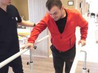 Serebral palsi hastasının yürüme mesafesi robotik rehabilitasyon ile arttı