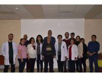 Kuru ve atopik ciltler için hasta semineri gerçekleşti