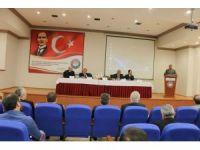 Ekonomi Bakanlığı heyetinden Burdur'a çalışma ziyareti