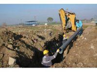 Manisa'da altyapı eksikleri tamamlanıyor