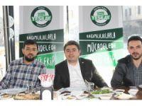 Genç Yeşilay Üyeleri madde bağımlılığı ile mücadele edecek
