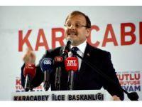 """Başbakan Yardımcısı Çavuşoğlu: """"Kudüs'te huzur olmazsa, dünyada olmaz"""""""
