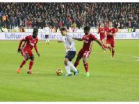 Süper Lig: DG Sivasspor: 1 - Medipol Başakşehir: 0 (Maç sonucu)