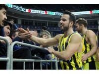 Tahincioğlu Basketbol Süper Ligi: Fenerbahçe Doğuş: 85 - Yeşilgiresun Belediyespor: 72