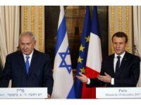 """İsrail Başbakanı Netanyahu: """"Mahmud Abbas barış istiyorsa karşılıklı oturup konuşmayı kabul etmeli"""""""