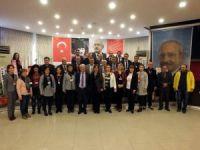 Nazilli CHP'de Deveci güven tazeledi