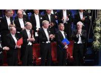 2017 Nobel Ödülleri sahiplerine verildi