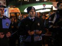 Beşiktaş'taki terör saldırısında şehit olanlar anıldı