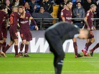 Barcelona, Villarreal deplasmanından 3 puan aldı