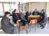 Başkan Albayrak,Şarköy ilçesinde vatandaşlarla bir araya geldi