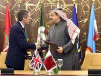 Katar, İngiltere'den 24 adet savaş uçağı satın alıyor
