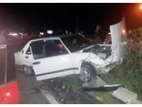 Bodrum - Milas karayolunda trafik kazası: 2 yaralı