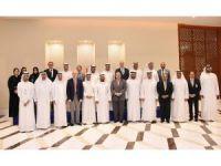 Yırcalı, Dubai'de WCF'in toplantısına katıldı