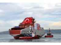 Norveç yolcu gemisi Yalova'da inşa edildi