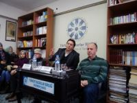 Türkez ve Bindesen Yazarlar Birliğinin konuğu oldu