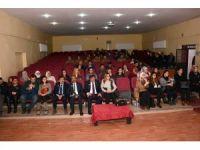 Çatak'ta kadına yönelik şiddetle mücadele semineri düzenlendi