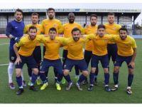 Kudüs'e futbolcu desteği