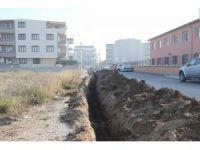 Manisa'da yağmur suyu hatlarına yenileme