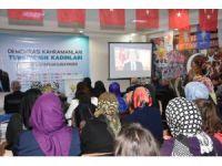 Dursunbey AK Parti'de Fatma Kireç Güven Tazeledi
