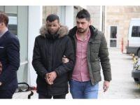 """""""Uyuşturucu içmek"""" suçundan ceza alan genç tutuklandı"""