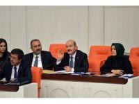 2018 yılı Merkezi Yönetim Bütçe Kanunu Tasarısı görüşmelerinde 'Ataşehir' tartışması