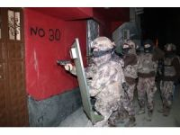 Adana'da torbacı operasyonu: 1'i kadın 13 gözaltı