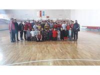 Kayseri Hentbol'de Anadolu Yıldızlar Ligi kız ve erkek takımı seçmeleri yapıldı