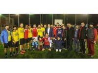 Erdemli'de halı saha futbol turnuvası sona erdi