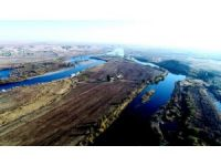 Sınırın mavi çizgisi Fırat Nehri
