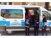Mardin'de zabıta dilencilere göz açtırmıyor