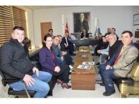 DİSK ve Genel-İş'ten Tekirdağ Büyükşehir'e ziyaret