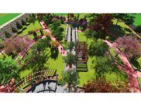 Artuklu ilçesi parklarla donatılıyor