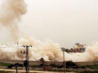 Gazze'de İHA saldırısı: 2 ölü