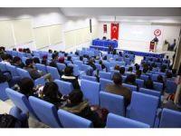 """SDÜ'den """"Peygamber Neslinden Oğuz Soyuna: Seyyid Ahmet Arvasi"""" etkinliği"""