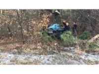 Tosya'da trafik kazası: 1'i çocuk 3 kişi yaralandı