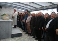 Bakırköy'de iş kazasında hayatını kaybeden işçi Samsun'da defnedildi