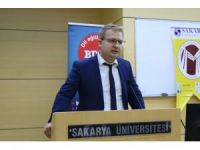 SAÜ'de 'Malzeme Bilimi ve Sanayi' konuşuldu