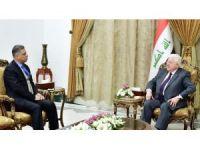 Irak Cumhurbaşkanı Masum, Erşet Salihi ile görüştü