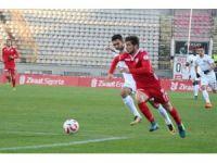 Ziraat Türkiye Kupası: Boluspor: 4 - Kasımpaşa: 1