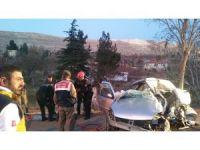 Gaziantep'teki kazada ölü sayısı 2'ye yükseldi