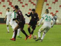 Ziraat Türkiye Kupası: Sivas Belediyespor: 2 - Galatasaray: 1 (Maç sonucu)