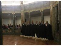 Galata Mevlevihanesi'nde Şeb-i Arus programı