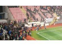 Manisaspor - Beşiktaş maçında ilginç anlar